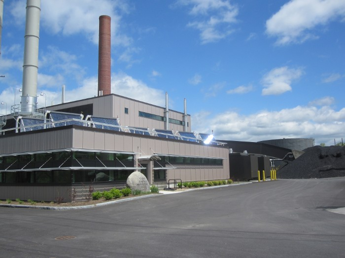 Cornell Combined Heat and Power Plant