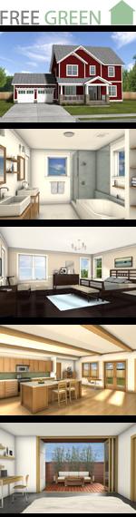FreeGreen - Free Green House Plans