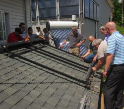 Level 2 Solar Hot Water Dealer Installer Training