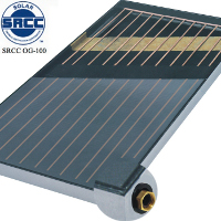 SunMaxx Flat Plates Get OG-100 SRCC Certification