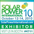 Solar Power International Booth
