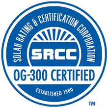 SRCC Solar Hot Water Certification