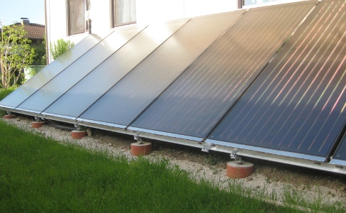 SunMaxx TitanPower Flat Plate Solar Thermal Collectors